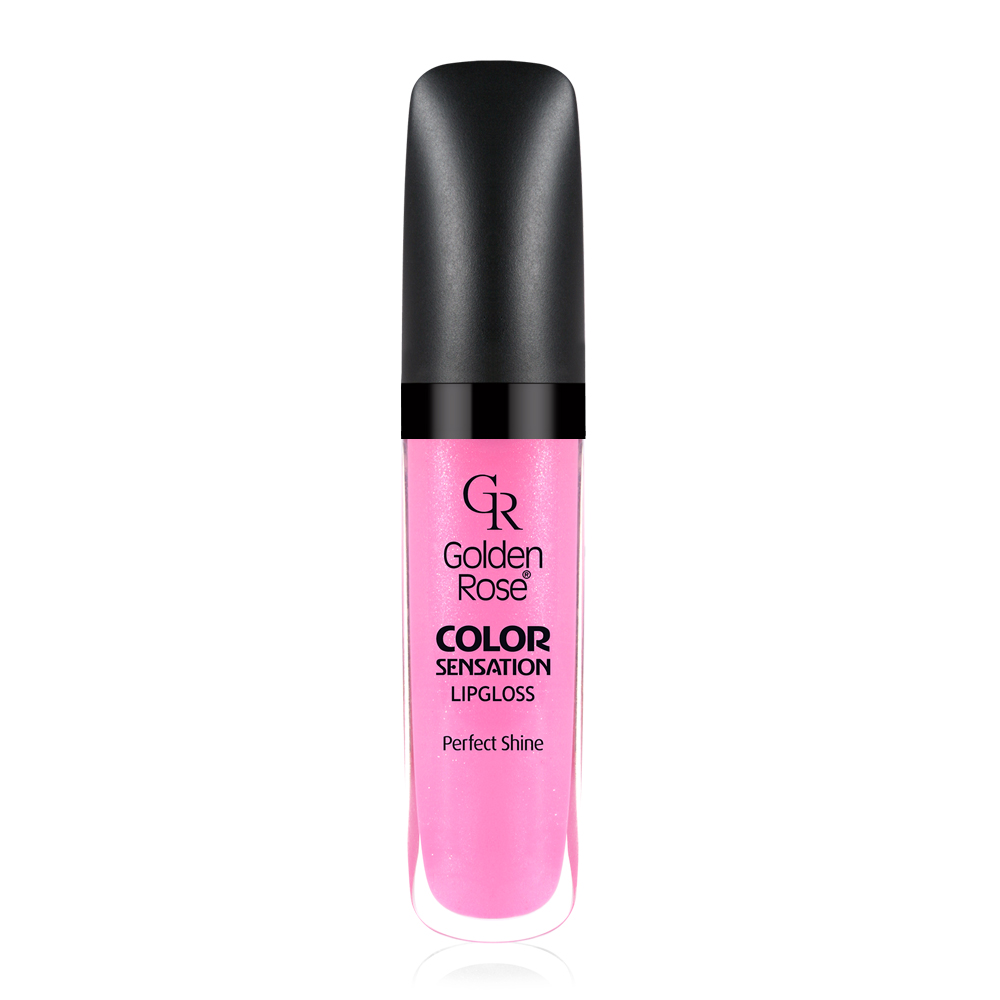 БЛЕСК ДЛЯ ГУБ GGOLDEN ROSE COLOR SENSATION